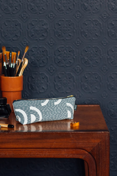 Larcher Grey Pencil Case