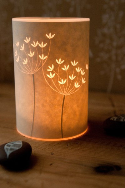 Fennel Candle Cover