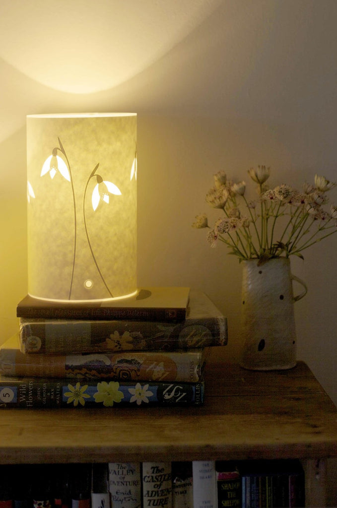 Mini Snowdrop Table Lamp