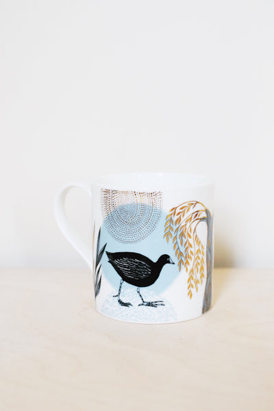Goose and Moorhen Mug