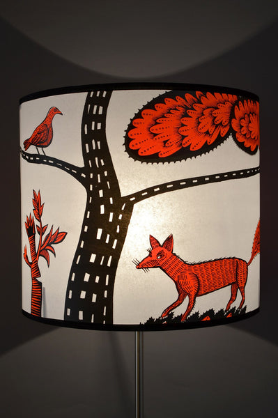 Red Foxy Shade