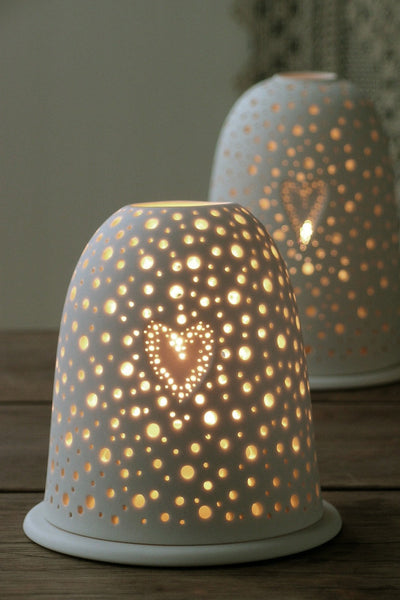 Handmade Porcelain Nightlight