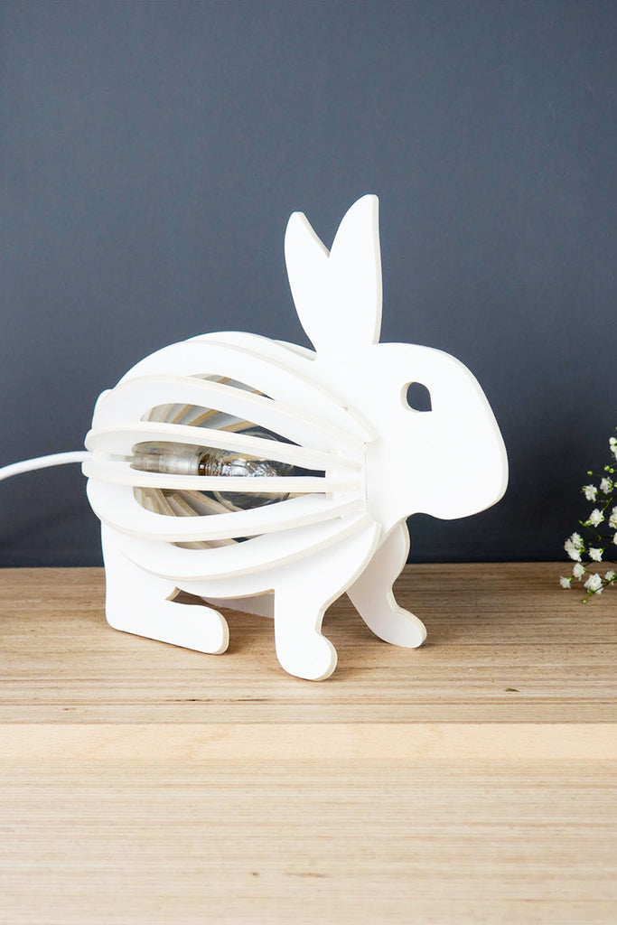 'Zooo' Table Lamp - Rabbit