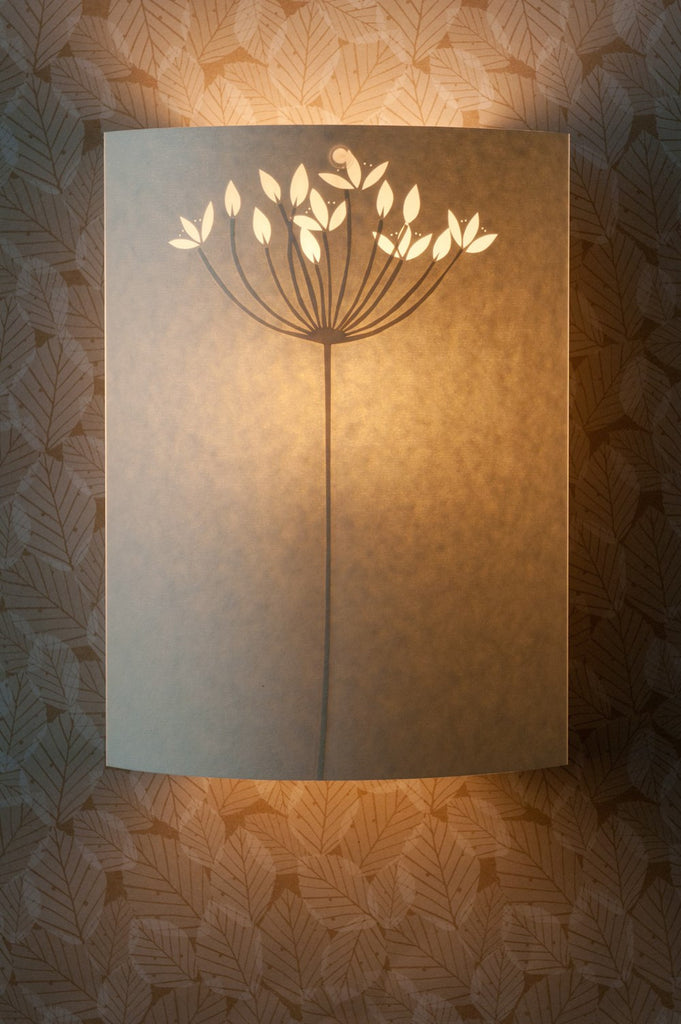 Flowering Rush Wall Lamp