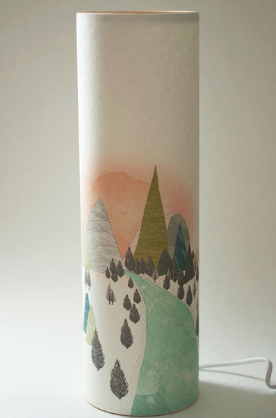 'A New Day' Table Lamp