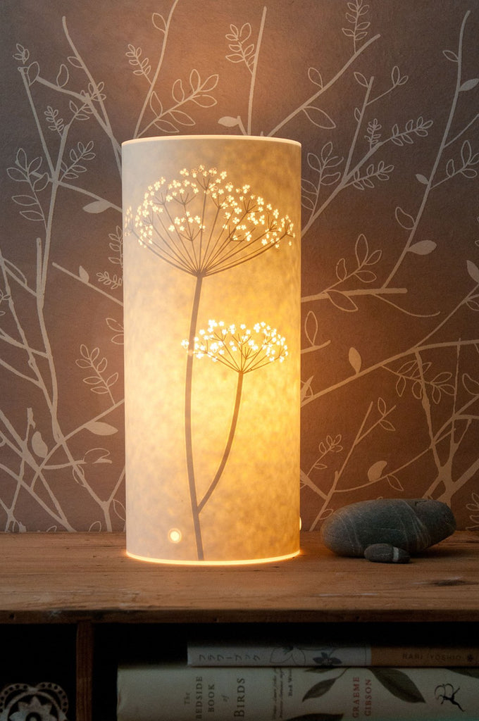 Cow Parsley Table Lamp – Radiance