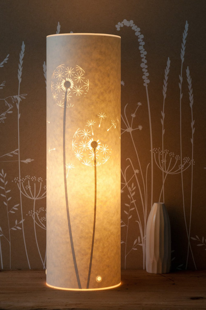 Dandelion Clock Table Lamp