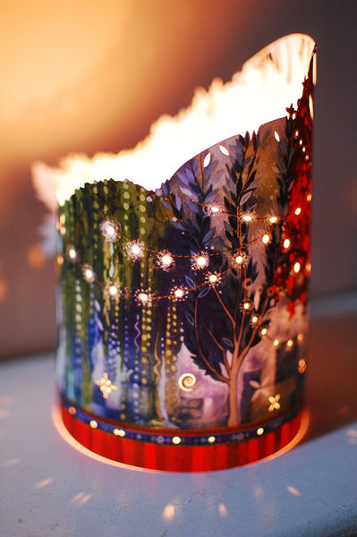 Fairy Lights Lantern