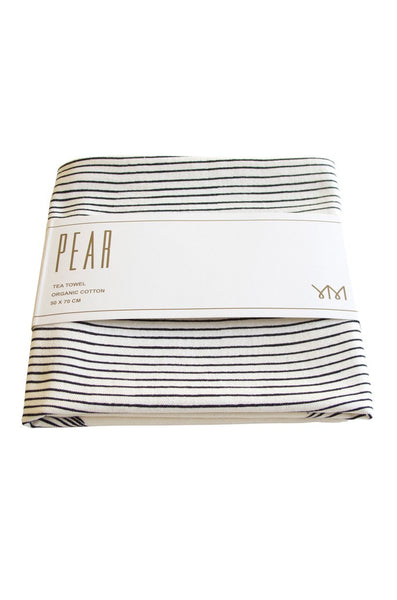 Pear tea-towel
