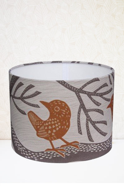 Orange Wren Shade - HALF PRICE