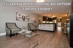 Light Grey Hardwood Flooring