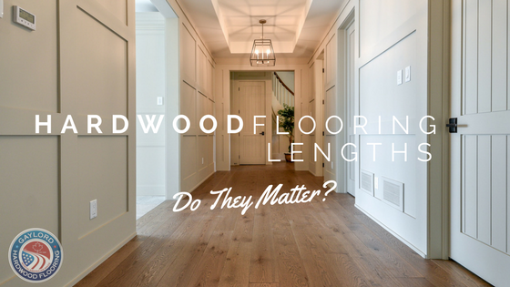 Do Hardwood Flooring Lengths Really Matter?