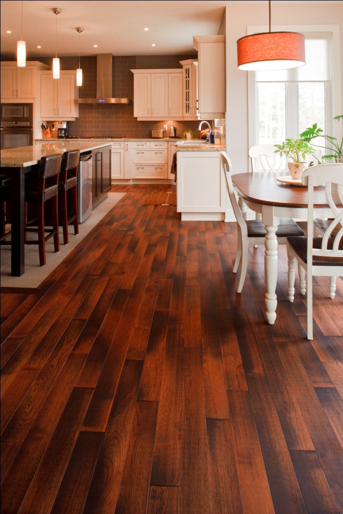 Prefinished vs. Site Finished Hardwood Flooring