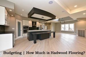 How much is hardwood flooring?