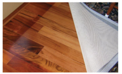Wood Floors that Change Colour
