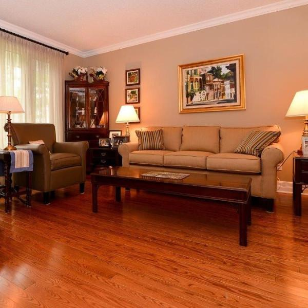 Red Oak Toffee Hardwood Flooring