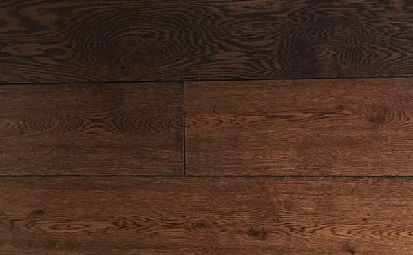 Wide Plank White Oak Hardwood Flooring Toffee 1850 Distressed