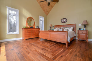Walnut Hardwood Flooring - Gaylord Wide Plank Flooring