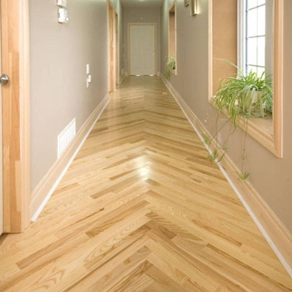 Ash Natural Hardwood Flooring -  - 2