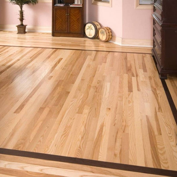Ash Natural Hardwood Flooring -  - 6