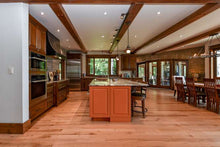 Maple Hardwood Flooring - Gaylord Wide Plank Flooring