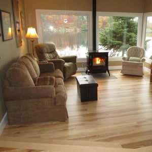 Birds Eye Hardwood Flooring - Gaylord Wide Plank Flooring