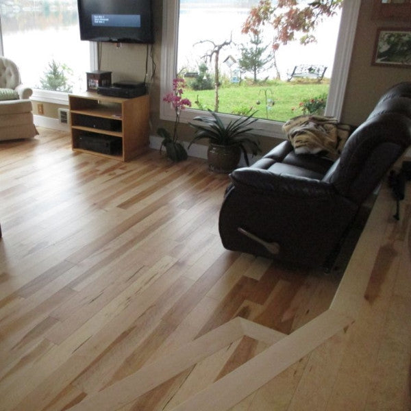 Birds Eye Maple Natural - Colours Hardwood Flooring -  - 5