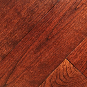 Cherry Hardwood Flooring - Gaylord Wide Plank Flooring