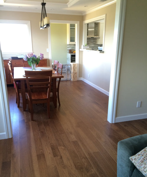 Hickory Toffee Hardwood Flooring -  - 18