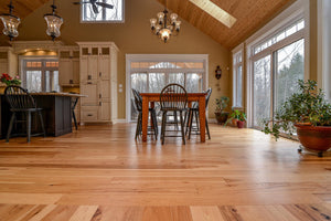Hickory Natural Hardwood Flooring - Gaylord Hardwood Flooring - Wood Flooring - 22