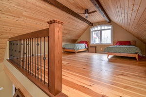 Hickory Natural Hardwood Flooring - Gaylord Hardwood Flooring - Wood Flooring - 28