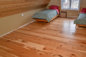 Hickory Natural Hardwood Flooring - Gaylord Hardwood Flooring - Wood Flooring - 29