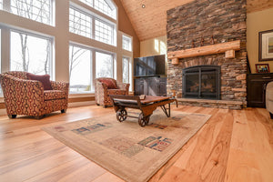 Hickory Natural Hardwood Flooring - Gaylord Hardwood Flooring - Wood Flooring - 4