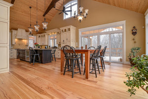 Hickory Natural Hardwood Flooring - Gaylord Hardwood Flooring - Wood Flooring - 9