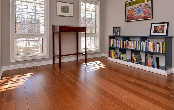 Hickory Toffee Hardwood Flooring -  - 2