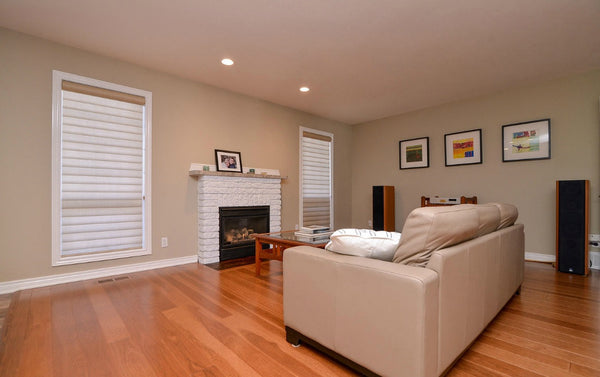 Hickory Toffee Hardwood Flooring -  - 15
