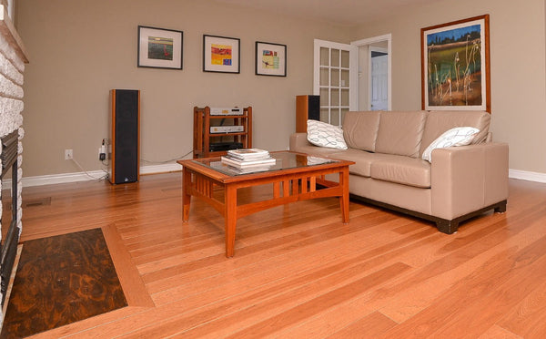 Hickory Toffee Hardwood Flooring -  - 5