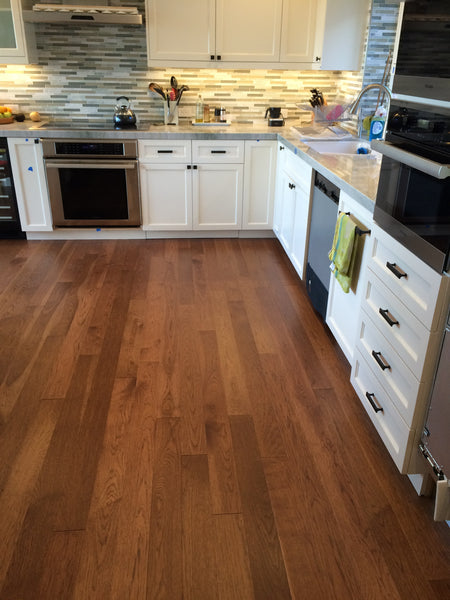 Hickory Toffee Hardwood Flooring -  - 17