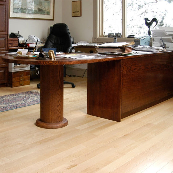 Maple Clear Hardwood Flooring Custom Flooring Gaylord Flooring