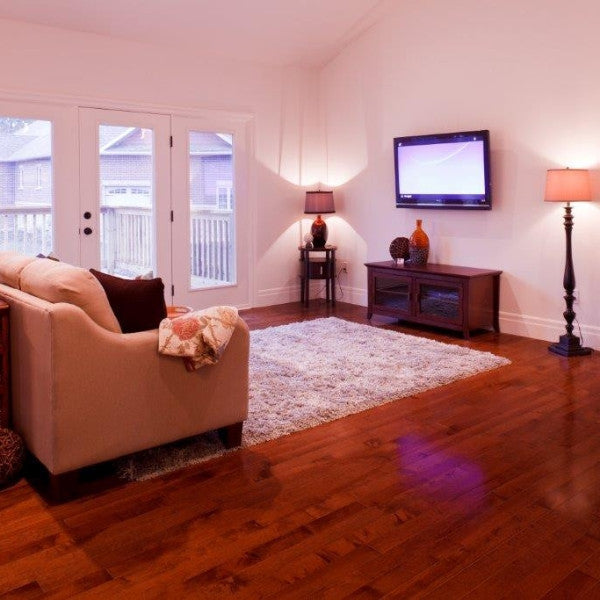 Maple Toffee Hardwood Flooring | Gaylord Floors – Gaylord Flooring
