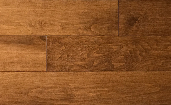 Maple Toffee Hardwood Flooring