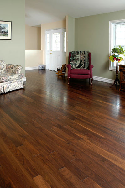 Walnut Natural Prime Grade Hardwood Flooring - Gaylord Hardwood Flooring - Wood Flooring - 10