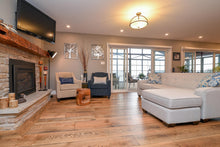 Wide Plank White Oak Hardwood Flooring Natural 1850 Distressed -  - 47