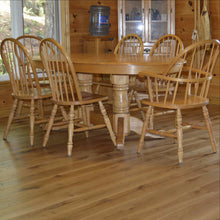 Wide Plank White Oak Hardwood Flooring Natural Distressed -  - 7
