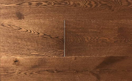 Wide Plank White Oak Hardwood Flooring Virginia Wire Brushed