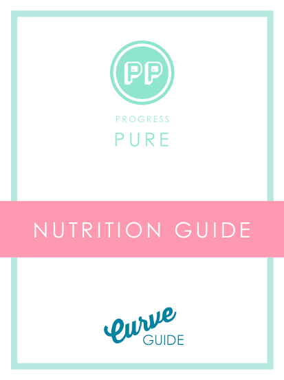 Curve Guide - Nutrition