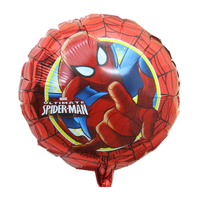 Folieballong Spiderman