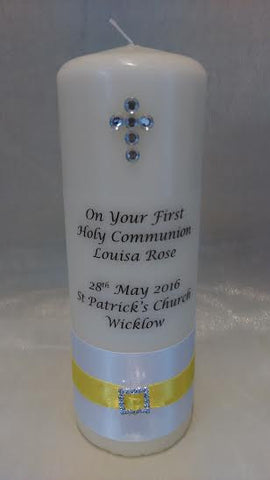 Communion Candle - No.1