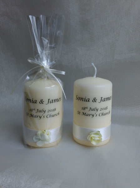 Wedding Favour - Rose, Ivory