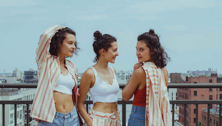 Ani, Desi and Sisi of Triplet Approved show us their way off the beaten track